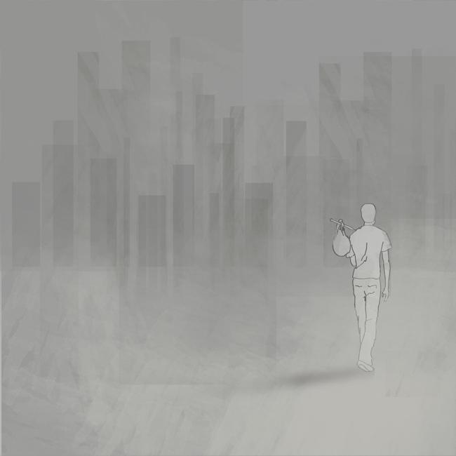 Lonely Mas=n by Christian Senior